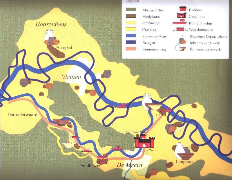 archeologische kaart