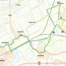 Fietsroute Leidsche Rijn – Woerden – 30km