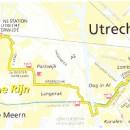 Wandel terug in de tijd van Leidsche Rijn naar Utrecht Centrum