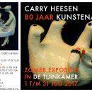 Expositie Keramische Beelden, juli, de Tuinkamer, Langerak