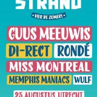 25 & 26 aug: Festival Strand