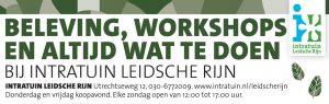 Intratuin Leidsche Rijn workshops