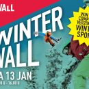 Winter Wall – zaterdag 13 januari