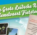 10 Mei 2018, De Grote Leidsche Rijn Hemelvaart Fietstocht