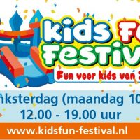 ma 10 juni | Kidsfun Festival, Máximapark