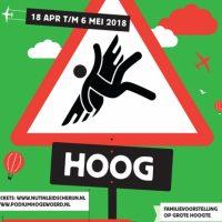 HOOG, gezinsvoorstelling 20 apr t/m 6 mei