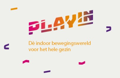 Play-in met spelen, jumpen en klimmen in the Wall