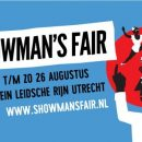 do 23 t/m zo 26 aug Showman's Fair Utrecht