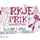 5 t/m 7 jul | Vorkje-Prik Foodfestival
