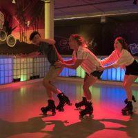 Rollerdisco – Rocking Rollerz in the Wall