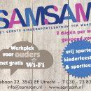Ontdek Samsam – het kindersportcentrum