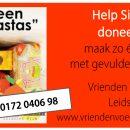 Doneer een Sinterklaastas voor € 7,50