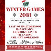 Durf Wintergames, 28 dec