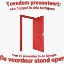 vr 9 & za 10 nov Tovedem met De Voordeur stond open