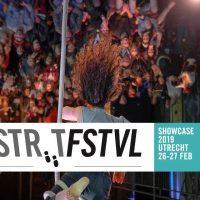 26 & 27 feb | STRTFSTVL Showcase 2019
