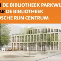 Bibliotheek Leidsche Rijn Centrum is open