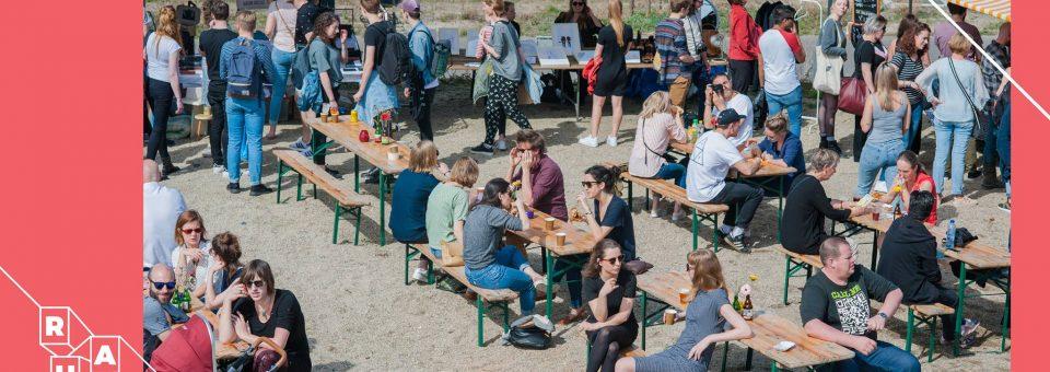 zo 7 apr | Berliner Garten & vintagemarkt