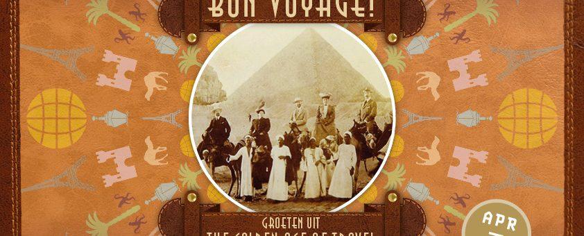 Apr t/m sept | Bon Voyage – Kasteel de Haar