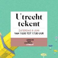 za 8 jun   Utrecht tekent – Hof van Bern