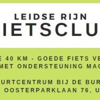 Leidsche Rijn Fietsclub / elke do 40 km fietsen