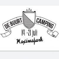 19 t/m 21 jul | Buurtcamping Máximapark