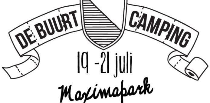 19 t/m 21 jul   Buurtcamping Máximapark
