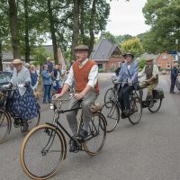 za 14 sept | Historische Fietstocht (10 km) o.a. langs Romeinen, Ridders en Rozenkwekers