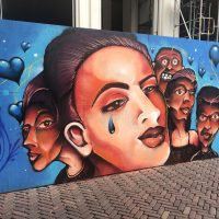 25 & 26 Mei | Street art bij The Wall