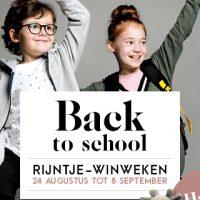 Back to school – Rijntje weken in LRCentrum