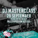 zo 29 sept | DJ workshop voor jongeren