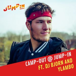 Jump in Camp out 2