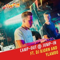 za 26 okt | Camp Out bij Jump-in