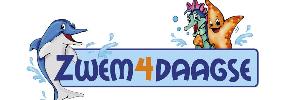 Zwem4daagse in Zwembad Fletiomare
