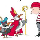zo 24 nov | Aadje Piraatje viert Sinterklaas