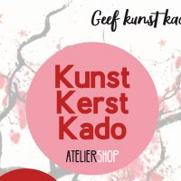 12, 13, 14 & 19, 20, 21 dec | Kunst Kerst Kado Atelier Shop