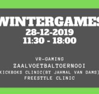 28 dec | Wintergames (14 t/m 21 jr)