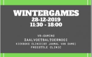 Wintergames 2019 Durf